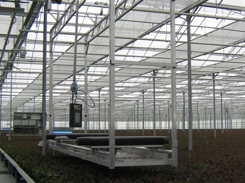 electrische monorail wagen met ligbedden