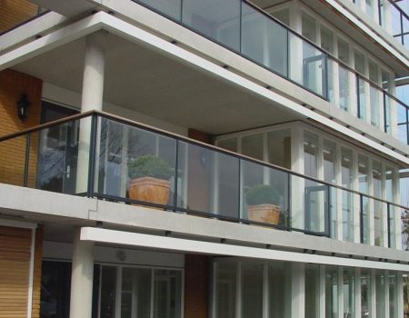 Balkonscherm