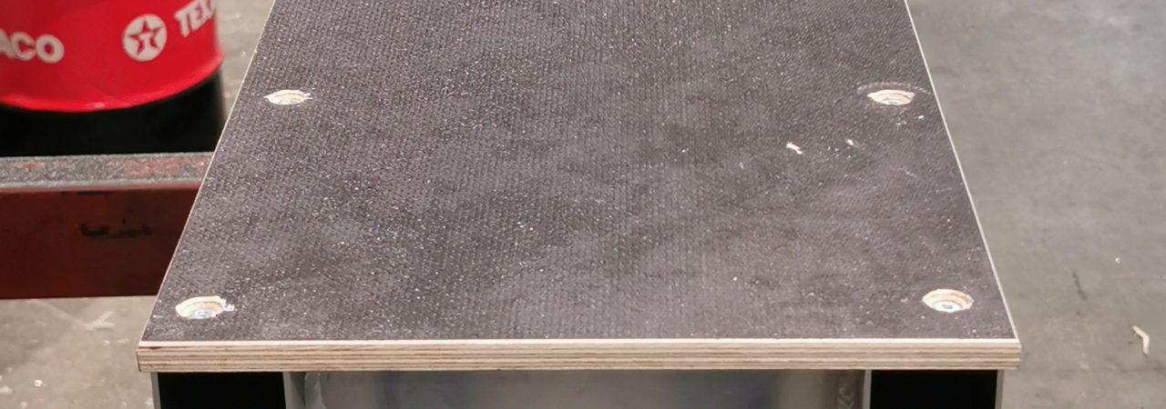 planche d'échafaudage