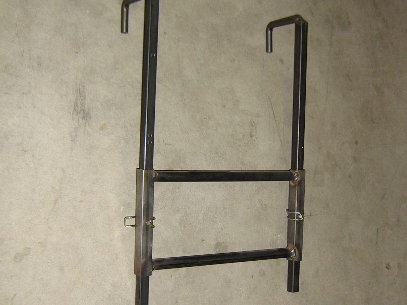 Combi beglaashaak staal 600x400 Venlo en breedkap 3kg verstelbaar