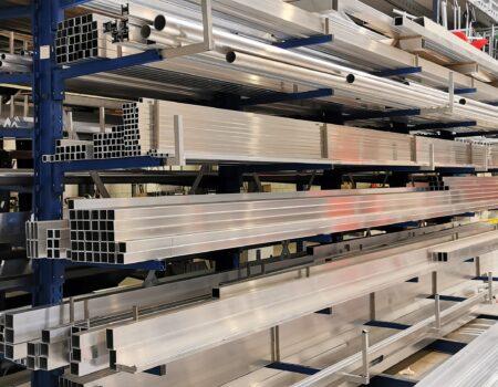Aluminium profielen voorraad