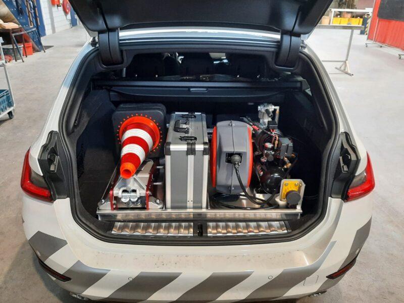 BMW Pechhulp gereedschap indeling op maat