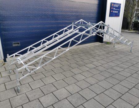 Kasdek reparatie dekkar type Venlo Wateringen